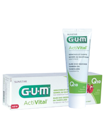 GUM Activital Dentifrice 75ml