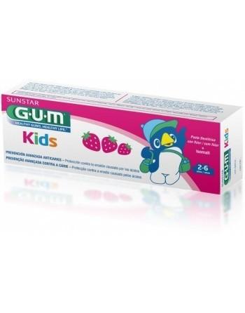 GUM Dentifrice Kids 2-6 Ans