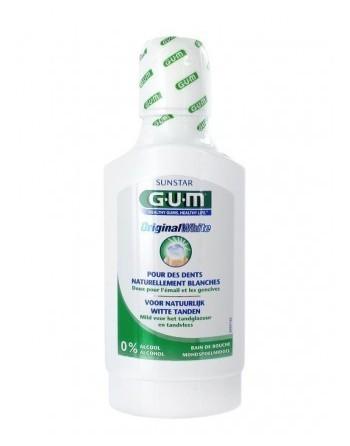 GUM Original White Bain De...