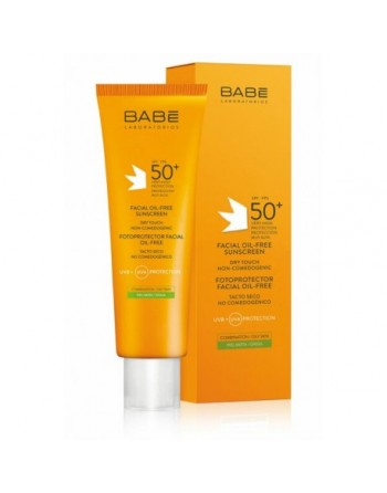 BABE CREME SOLAIRE OIL FREE...