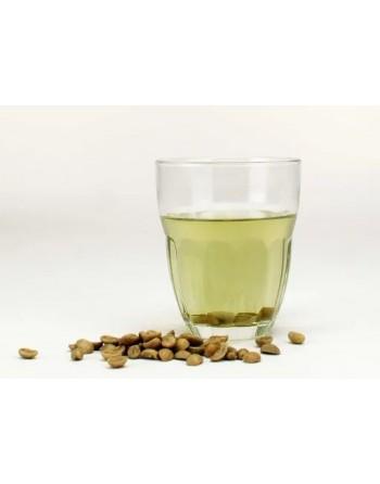 café vert (green coffee)