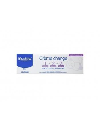 Mustela Crème De Change 1 2 3