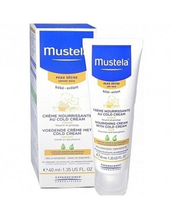MUSTELA Cold Cream Nutri...