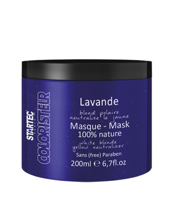 Masque colorant LAVANDE