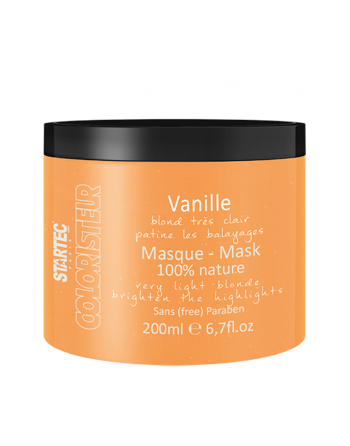 Masque Colorant VANILLE