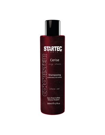 Shampoing Colorant CERISE