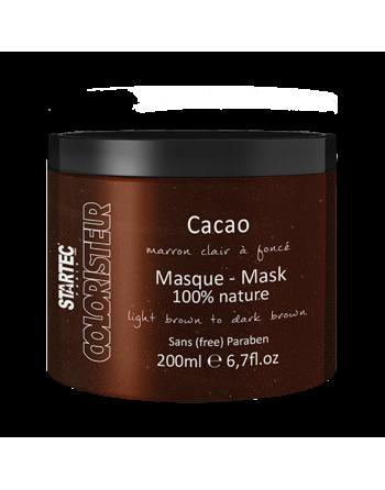 Masque colorant CACAO