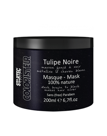 Masque colorant TULIPE NOIRE