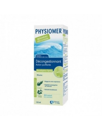 Physiomer Eucalyptus Spray,...
