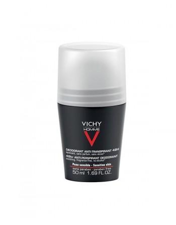 Vichy Homme Déodorant Bille...